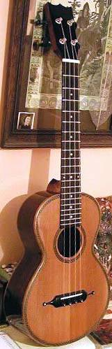 Brook Guitars Concert Ukulele