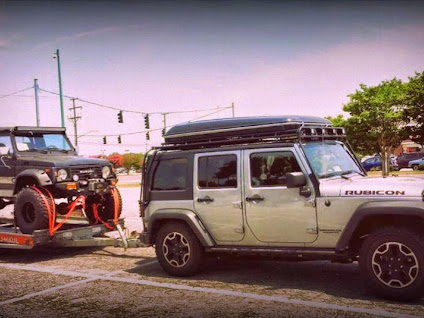 Photo Photo ... & http://www.bigfoottents.com/jeep-roof-top-tents.html #jeep ...