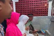 Jelang Milad Karawang, Bupat Riyadhoh di Makam Singaperbangsa