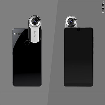 """Co-founder of Android releases New Device - """"The Essential Phone"""" 2"""