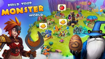 Monster Legends apk mod [MEGA MOD] muito dinheiro infinito