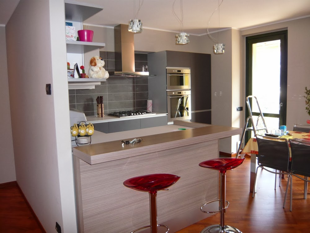 cucina Valcucine Bergamo - cucina modello riciclantica 1.JPG
