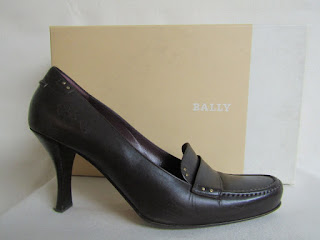 Bally Loafer Pumps