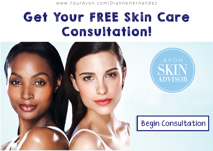Avon Anew Skin Care Advisor