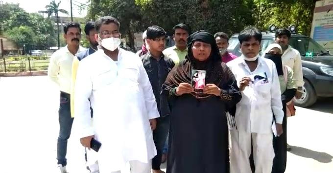 दहेज लोभियों ने नवविवाहिता को इंजेक्शन लगाकर उतारा मौत के घाट, पीड़ित मां ने लगाई एसएसपी से गुहार