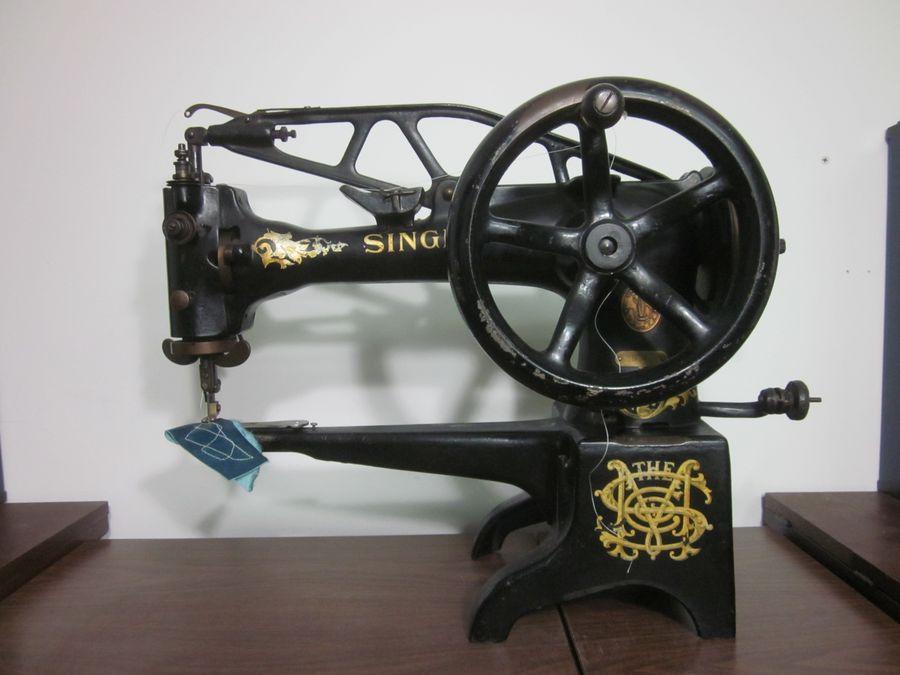 Model 29 Singer Restoration Decals