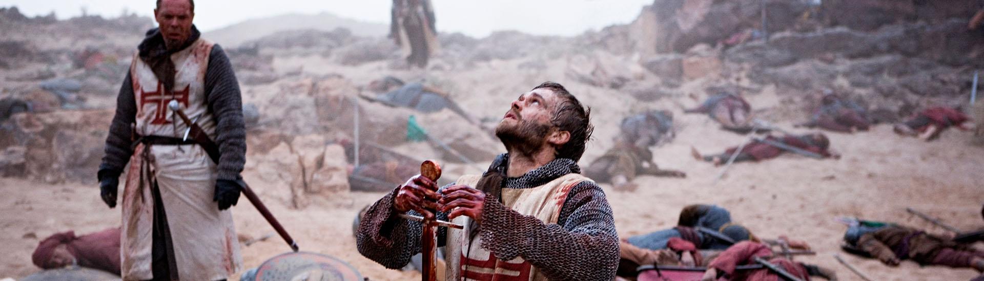 Baner filmu 'Templariusze. Miłość i Krew'