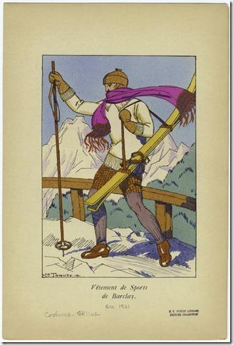 Magic Mountain skiing 2