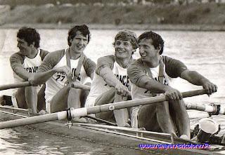 1977-La saison de l'équipe de France d'aviron