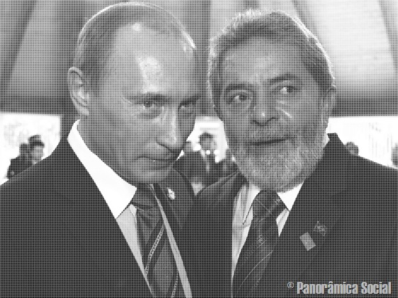 Putin e Lula