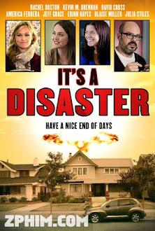 Bữa Tiệc Cuối Cùng - It's a Disaster (2012) Poster