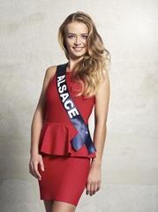 2016 Miss Alsace 2015 Laura Muller