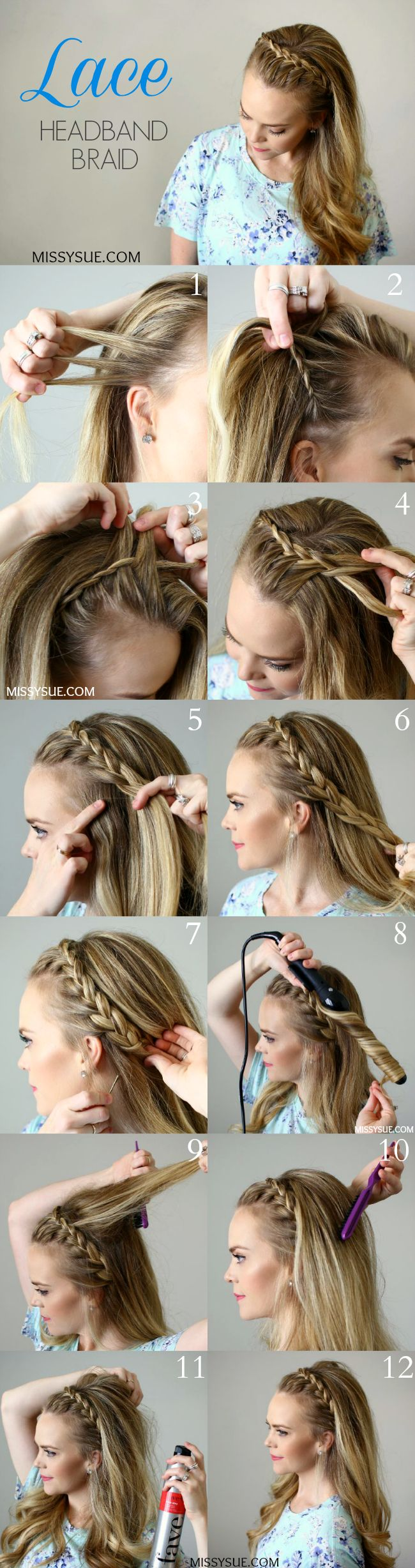 Mermaid Hairstyles to Pair Your Looks 2016 | Fashion Qe