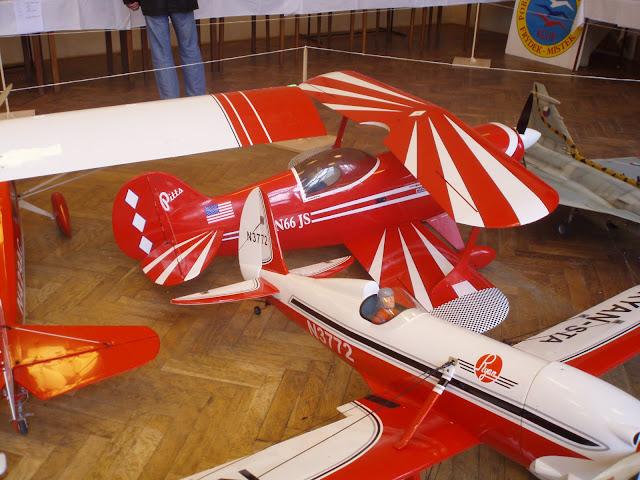 3.4.2011 - Výstava leteckých modelů aviatického klubu - P4050677.JPG