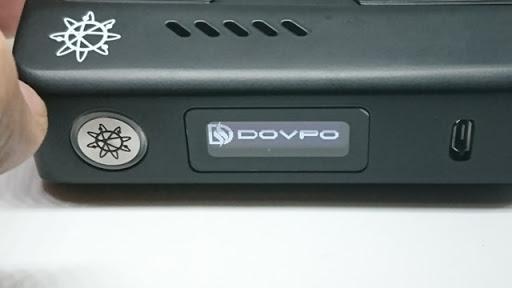 DSC 2712 thumb%25255B2%25255D - 【MOD】中華マスプロMOD「DOVPO ROGUE100 MOD」「TESLACIGS NANO 120W MOD」同時レビュー。100Wオーバーのハイパワー温度管理マシン!【爆煙/BOX MOD】