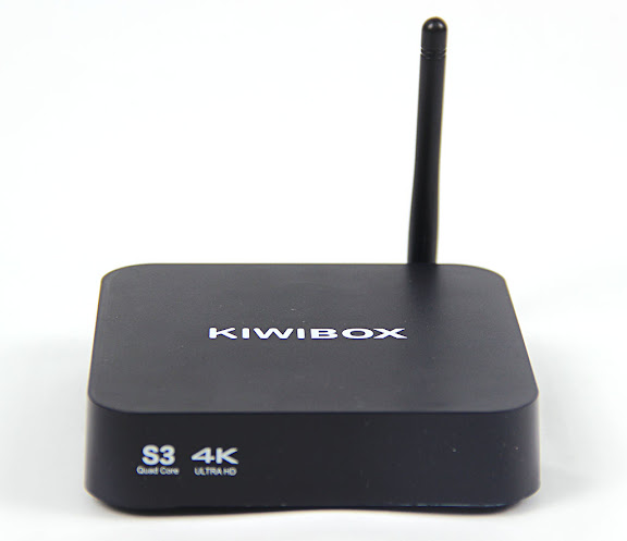 Smart box TV Kiwibox S3