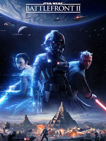 โหลดเกมส์ (PC) Star Wars Battlefront II พร้อมตลุยสู้รบกับต่างดาว