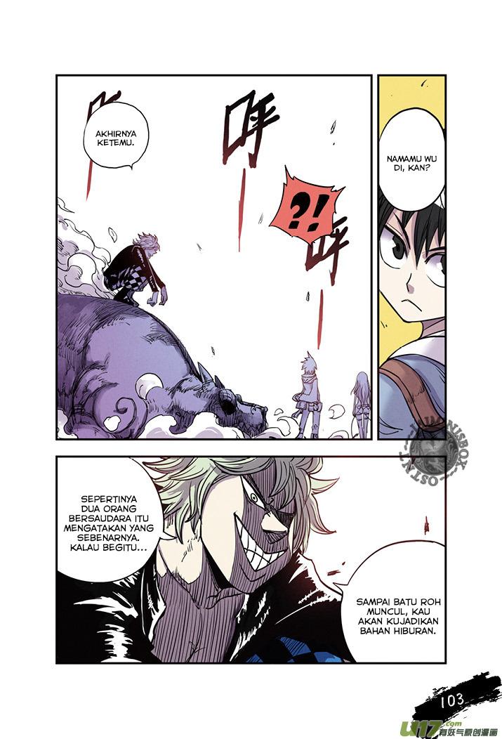 Baca Manga Zui Wu Dao Chapter 17 Komik Station