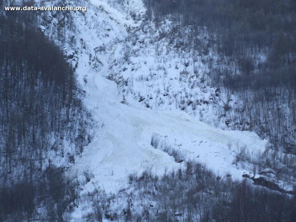Avalanche Oisans, secteur Pelvoux, La ROUYA – crête de la SAUMA - Photo 1