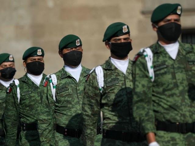 """Proponen declarar 2021, """"Año de las Fuerzas Armadas Mexicanas"""""""