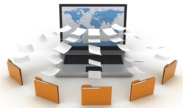 Thực hiện số hóa tài liệu giấy
