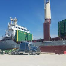 Minera Belfond Enterprise exporta 8 mil toneladas métricas d carbonato de calcio hacia los EE. UU.