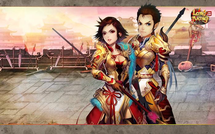 Hình nền các lớp nhân vật trong Long Tướng - Ảnh 3