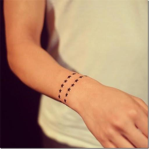 Tatuajes De Pulsera En La Mueca Affordable Tatuajes De Pulsera En