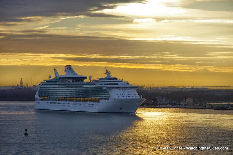 12-29-13 Western Caribbean Cruise - Day 1 - Galveston, TX - IMGP0706.JPG