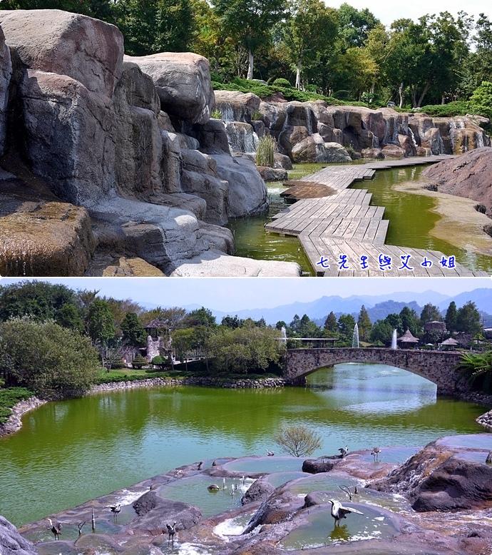 11 迷霧噴泉