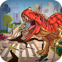 Dinosaur Player: Eat Students icon