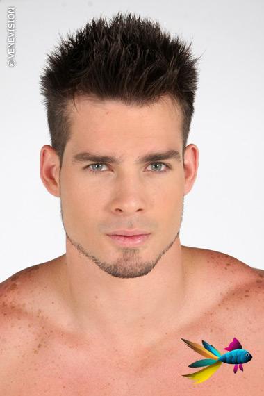 Daily host Models actor/model/TV Hector Peña Venezuelan ~ Male