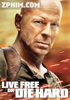 Đương Đầu Với Thử Thách 4 - Live Free or Die Hard (2007) Poster