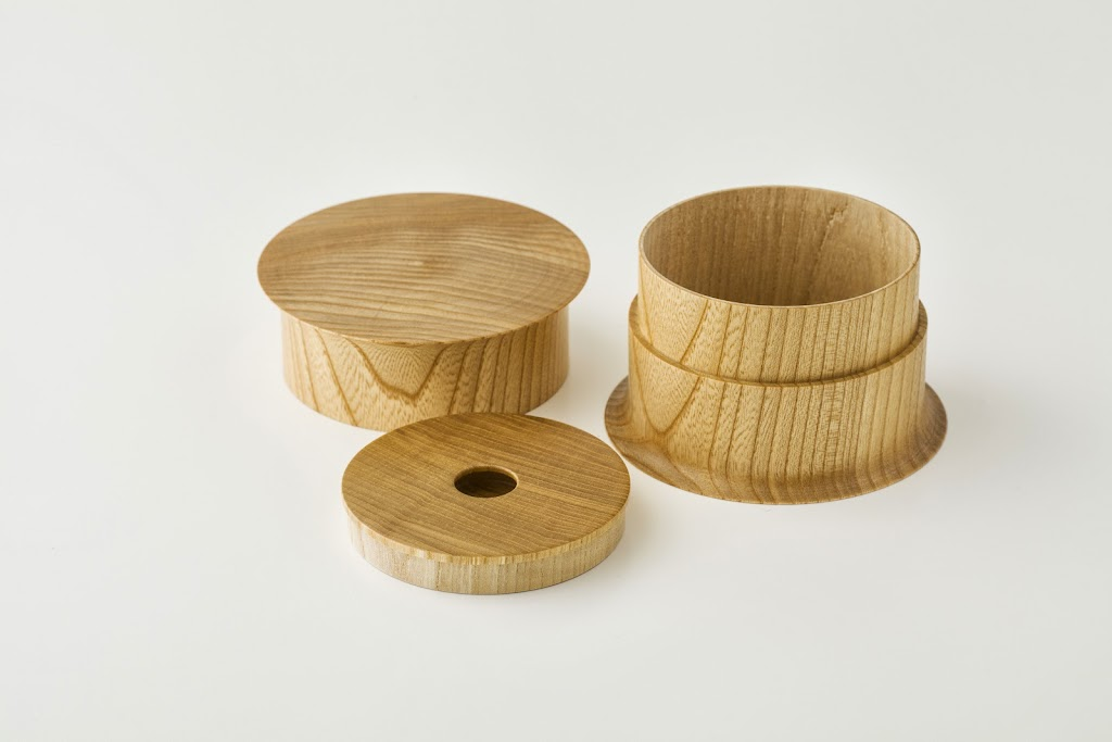 Sen Tea Container Chazutsu-dai