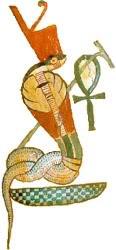 Wadjet Cobra Goddess Image