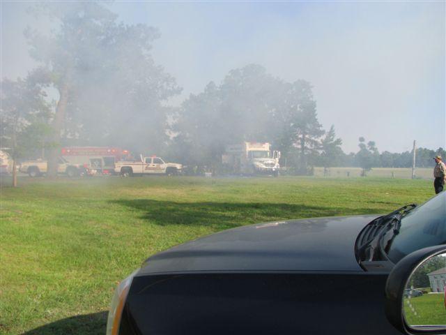 House fire Lynchburg Rd Mutual Aid to Williamsburg Co. Fire 004.jpg