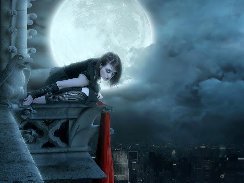 Vampiress In The City, Vampire Girls 1