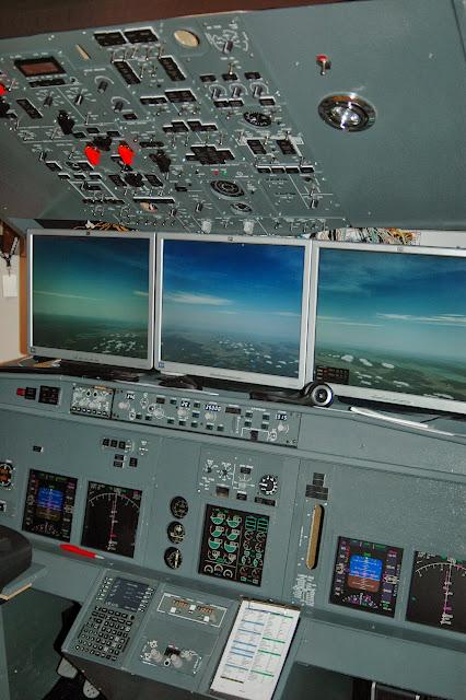 Cockpit Setup 2010-2013