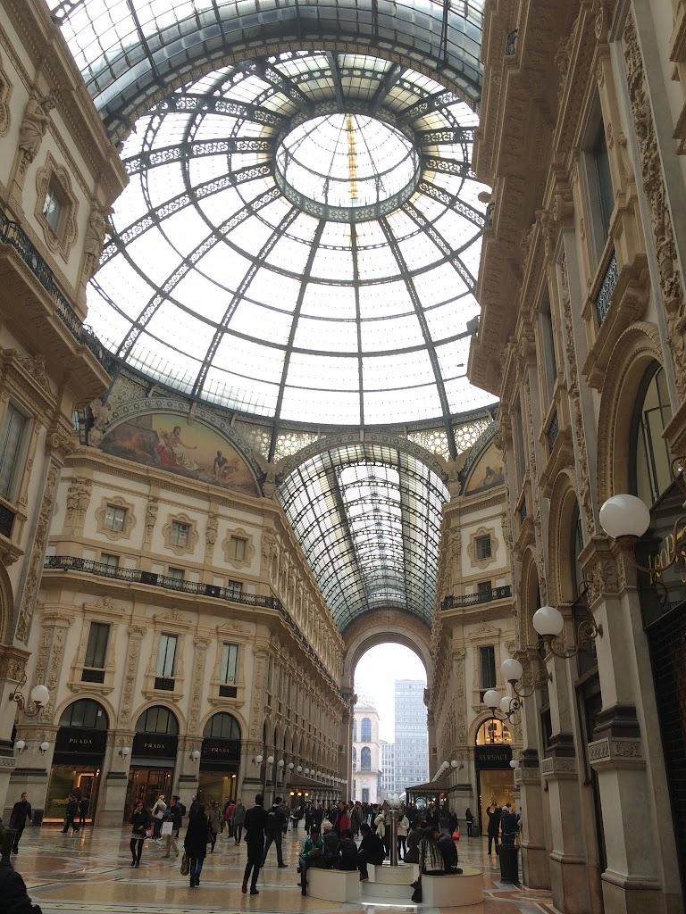 My Photos: Italy -- Milan -- Galleria Vittorio Emanuele II