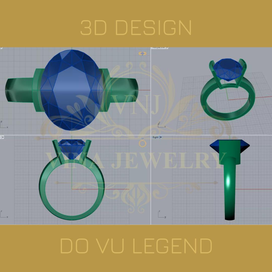 Lên mẫu thiết kế 3D duyệt lần 1