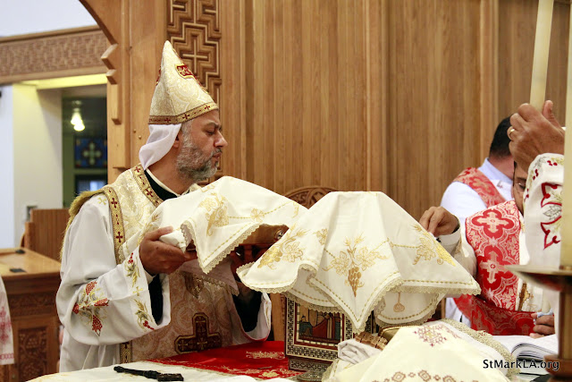 Fr. Cyrils First Liturgy as Celebrant Priest - _MG_1187.JPG