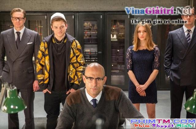 Xem Phim Mật Vụ Kingsman - Kingsman: The Secret Service - phimtm.com - Ảnh 3