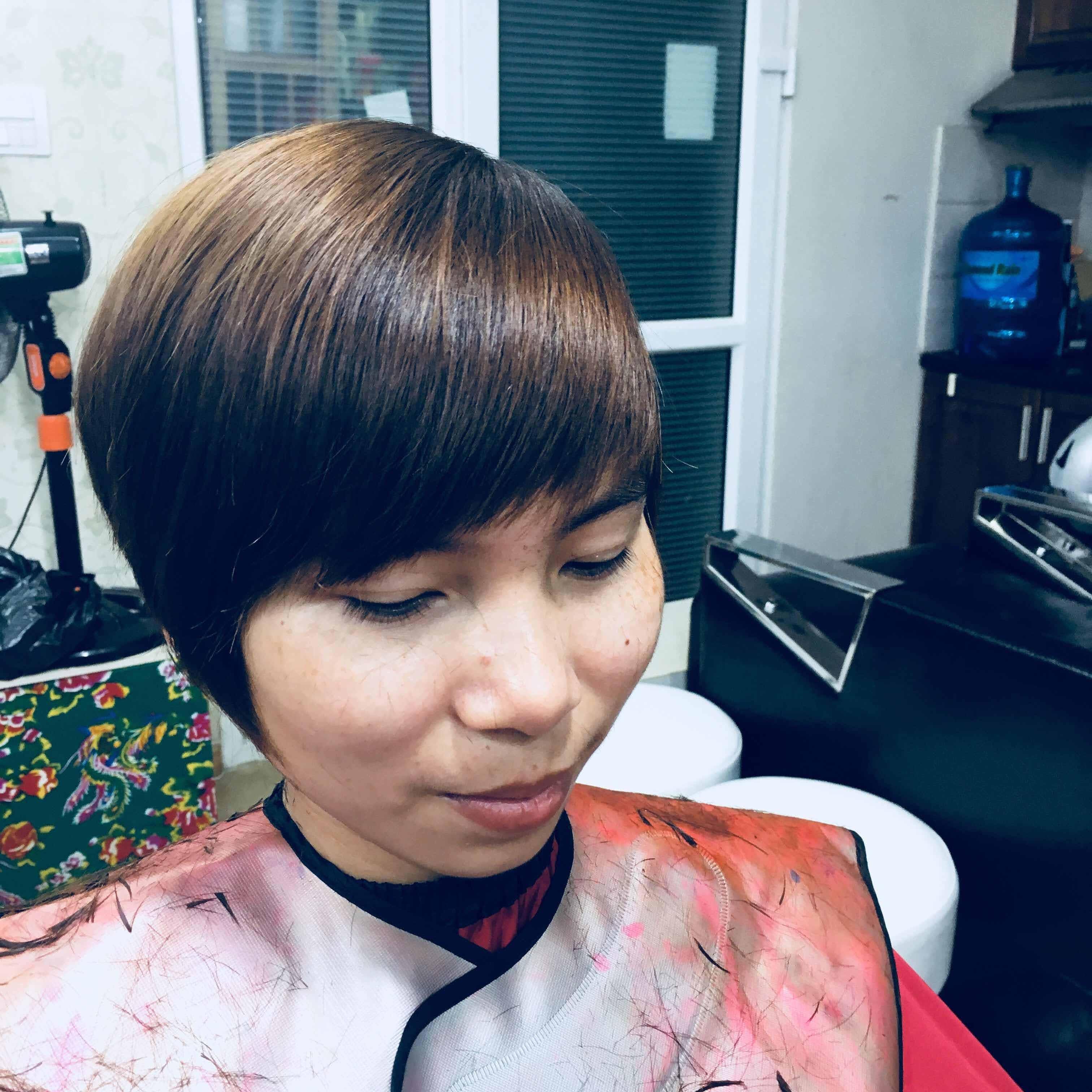 Tư vấn cắt tóc ngắn đẹp xinh cực chuẩn hợp các kiểu gương mặt