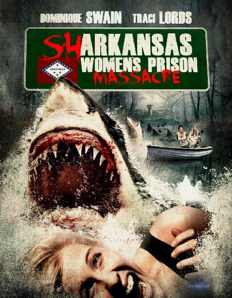 Cá Mập Trỗi Dậy - Sharkansas Womens Prison Massacre (2016)
