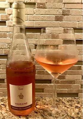 Domaine Des Corbillières Rosé 2015