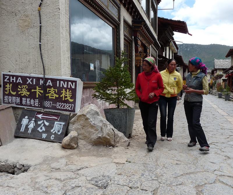 Chine . Yunnan.Shangri la,  POTATSO park - P1260356.JPG