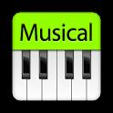 Musical Piano icon