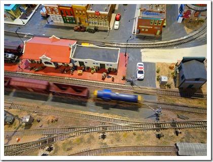 Las Cruces Railroad Museum