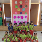 Introduction to Octagon Shape in Nursery (2014-15) at Witty World