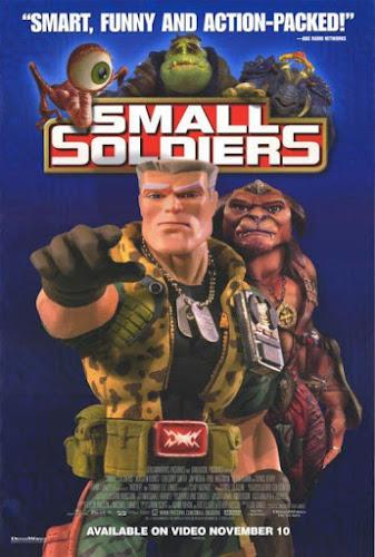 Small Soldiers ทหารจิ๋วไฮเทคโตคับโลก